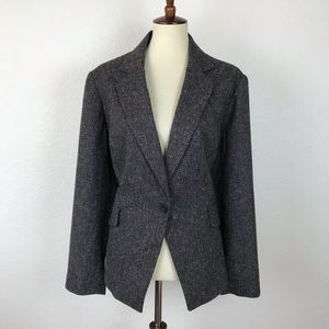 French Connection UK Style Tweed Jacket